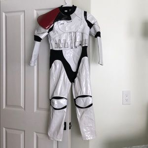 Star Wars Storm Trooper Halloween costume